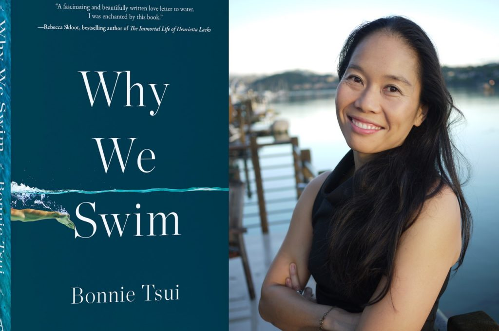 Episode 124: Bonnie Tsui and 'Why We Swim' – The Writers ...